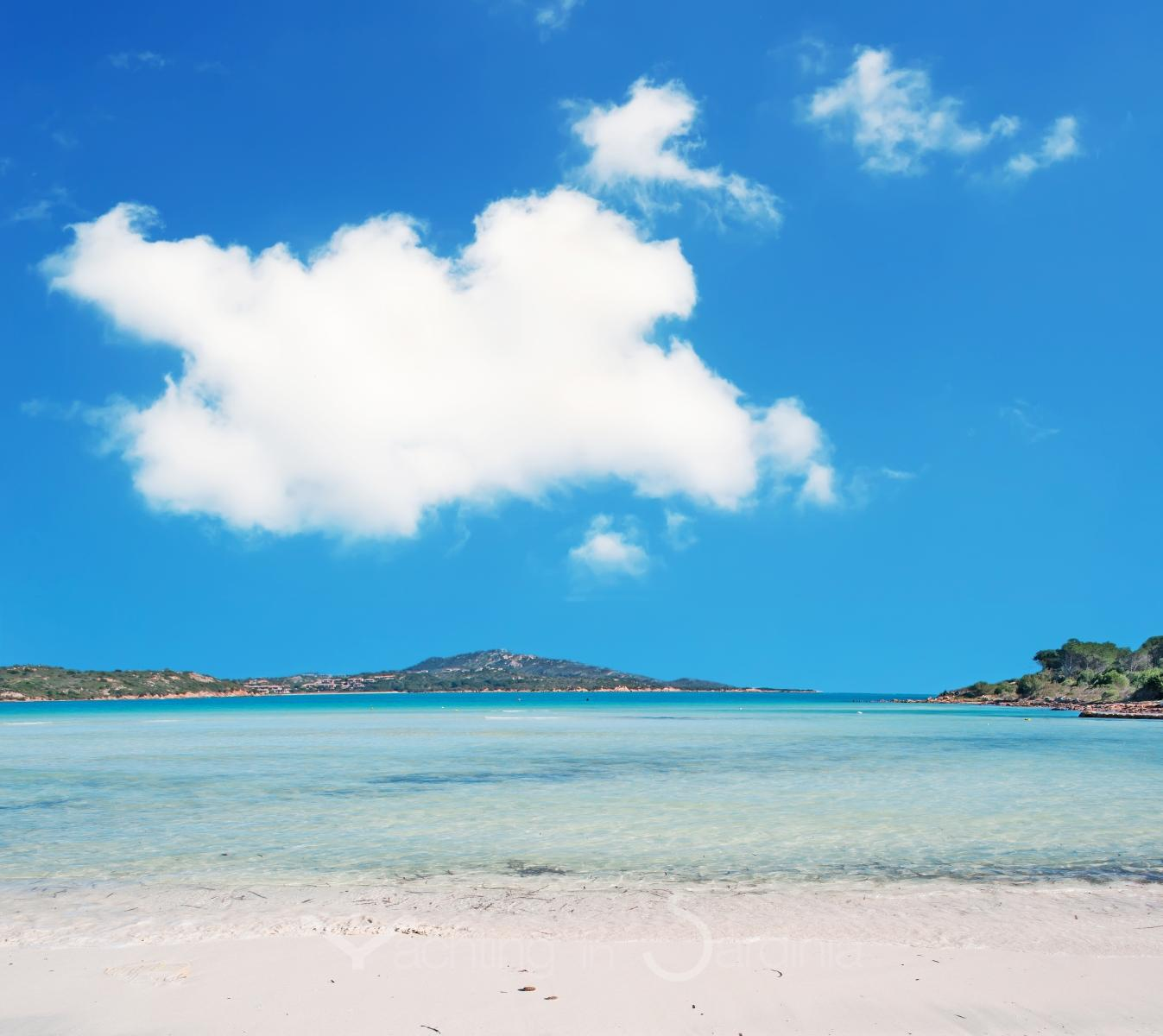 Carribean? Maldives? No…Sardinia!