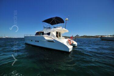 Esterni catamarano a motore Maryland37