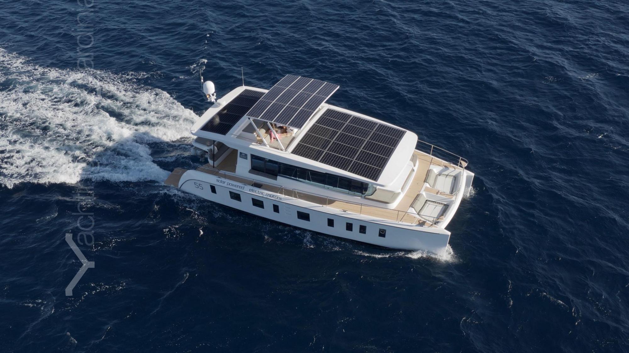 Silent Yacht Event in Palma di Majorca